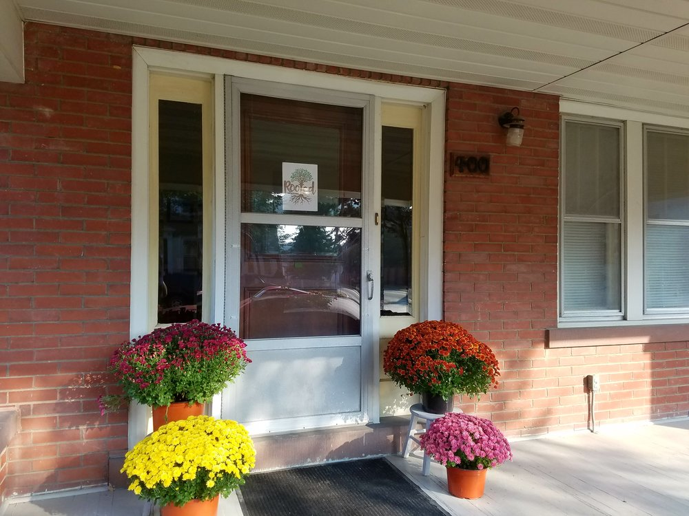 Rooted Relational Therapy Mifflinburg Office Entrance
