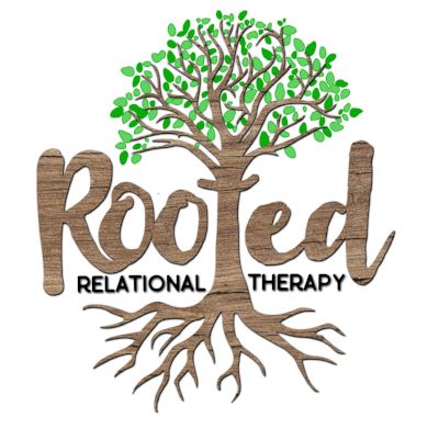 Rooted Relational Therapy Small Circle Logo