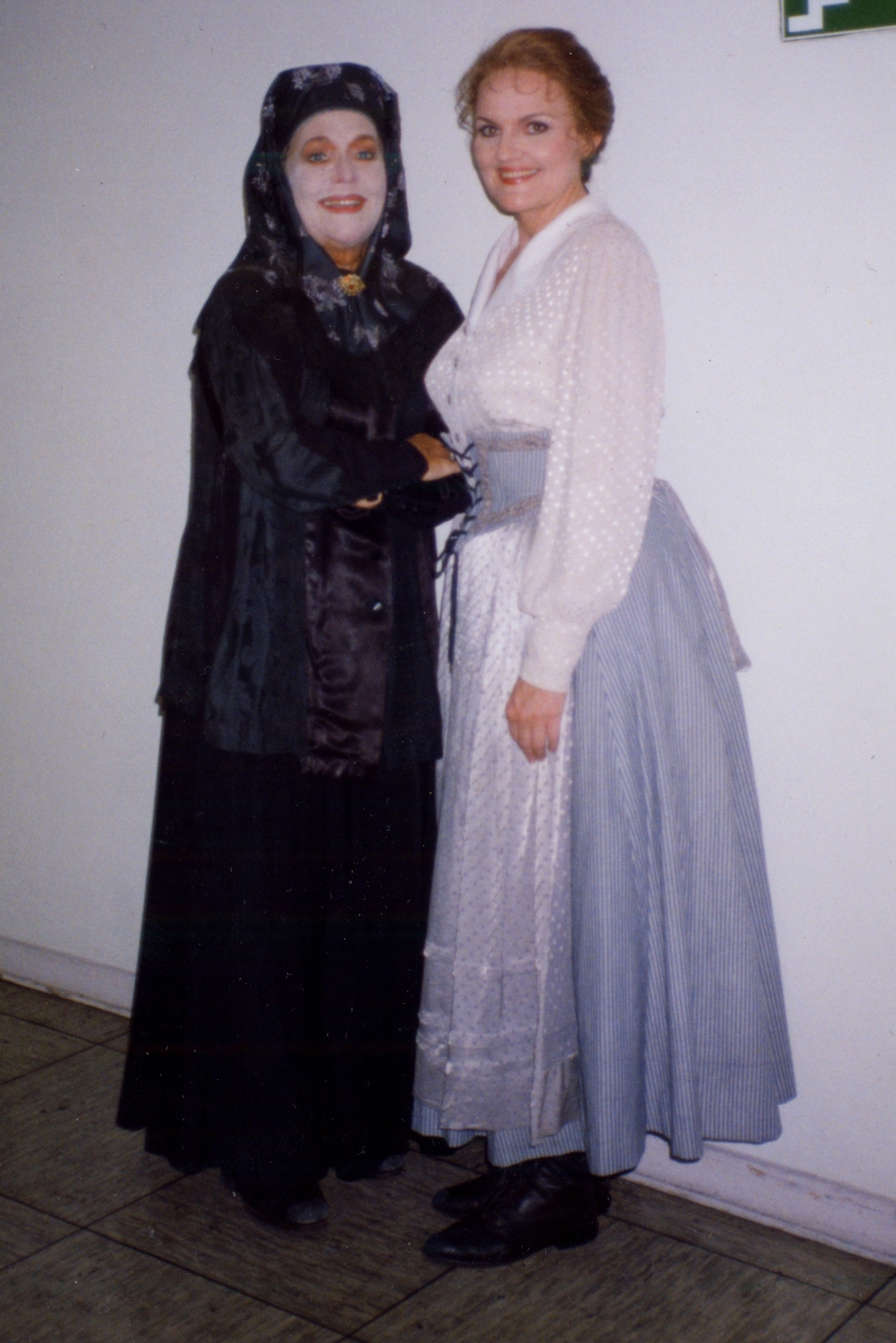 with Leoni Rysanek in  Katja Kabanova  in Köln