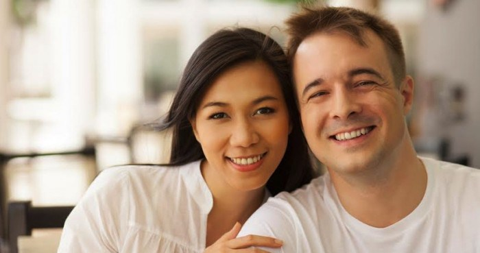 Chinese interracial