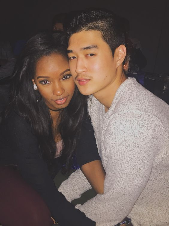 Interracial dating ambw