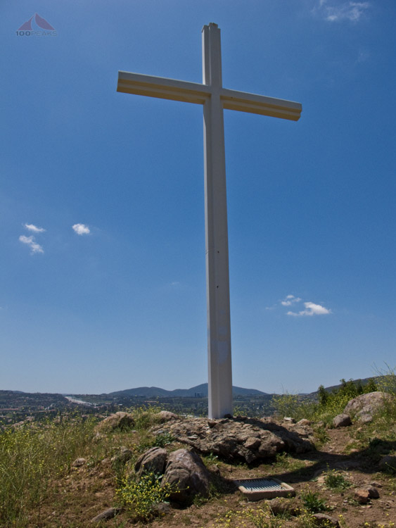 Battle Mountain Cross