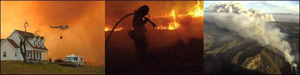 The Cedar Fires of 2003