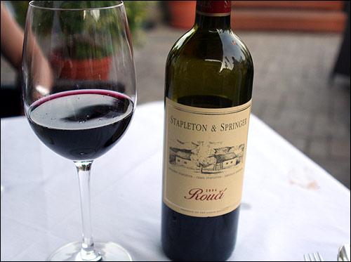 Wine in Prague
