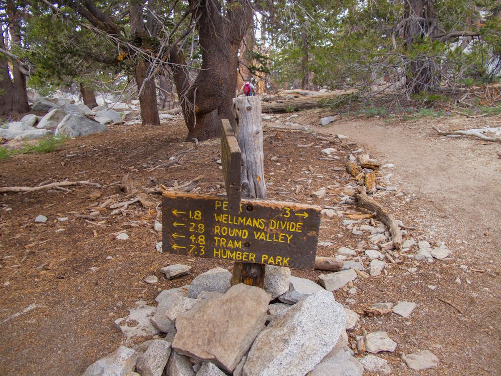 Almost to the top - .3 miles to San Jacinto Peak