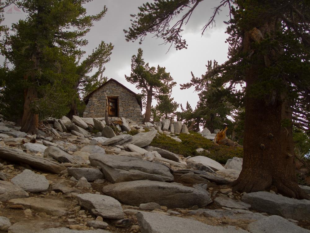 San Jacinto Summit Hut