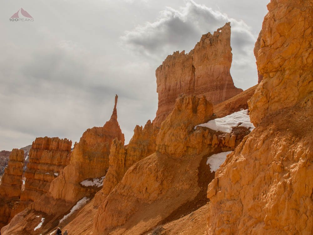 The Sentinel at Bryce Canyon National Park
