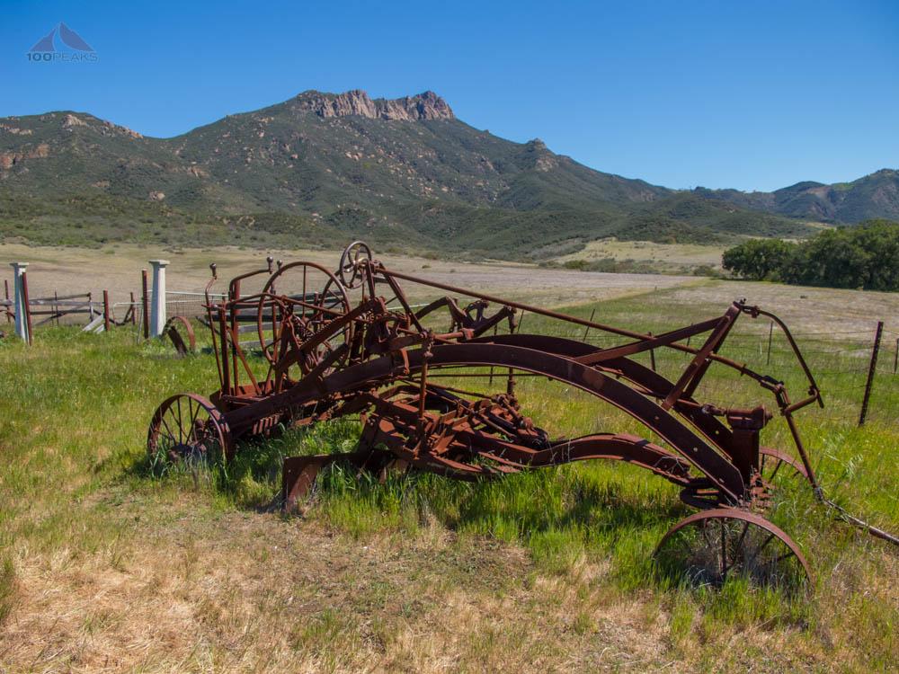Serrano Valley ranch ruins