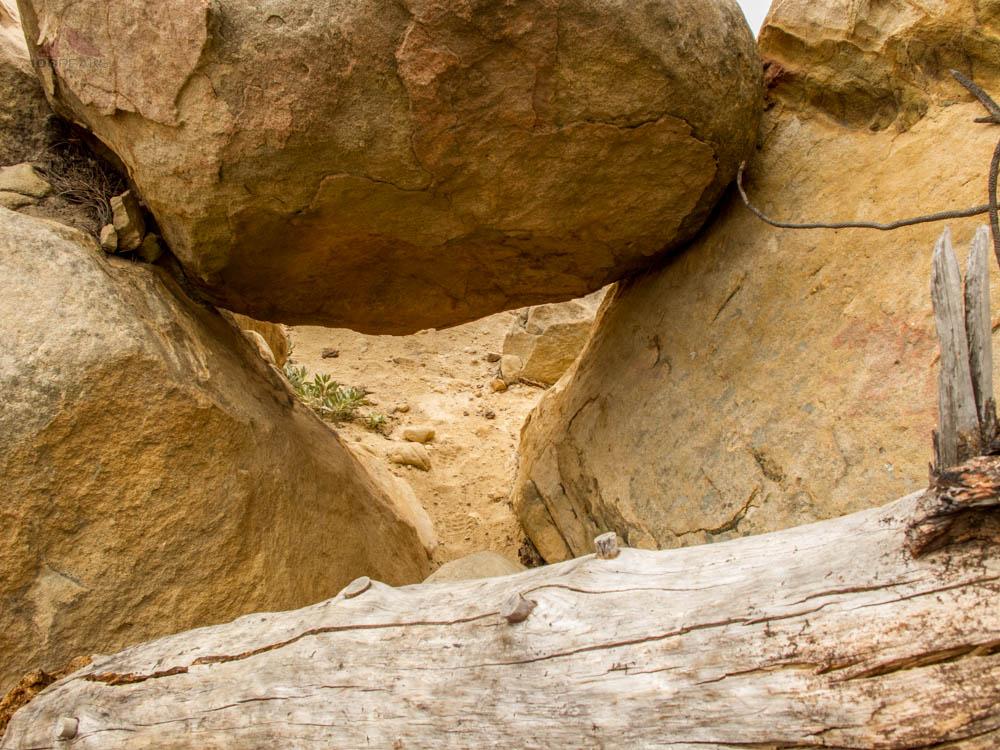 Climbing through this was fun