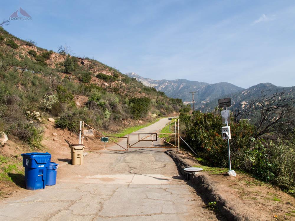 The Trailhead Gate