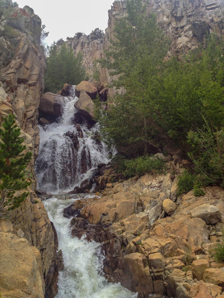 Goldmine Falls