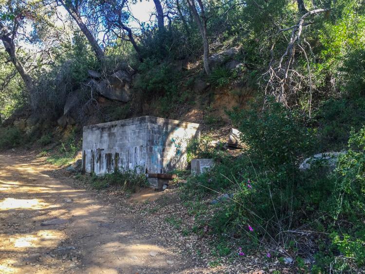 The Black Mountain Spring box