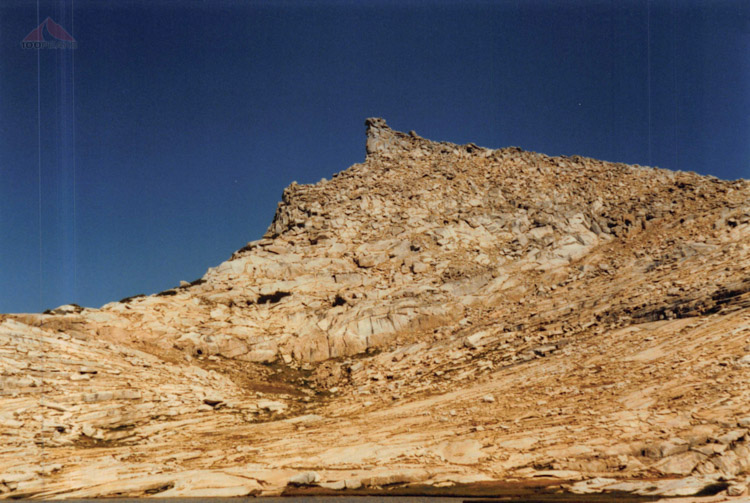 Camel Pass (Mantle Pass)