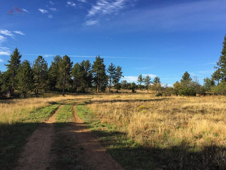 East Mesa Fire Road