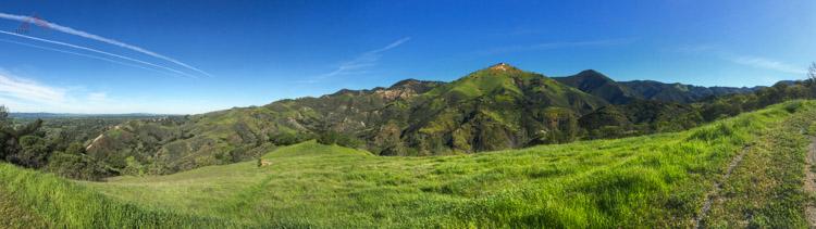 Grass Mountain in Santa Barbara