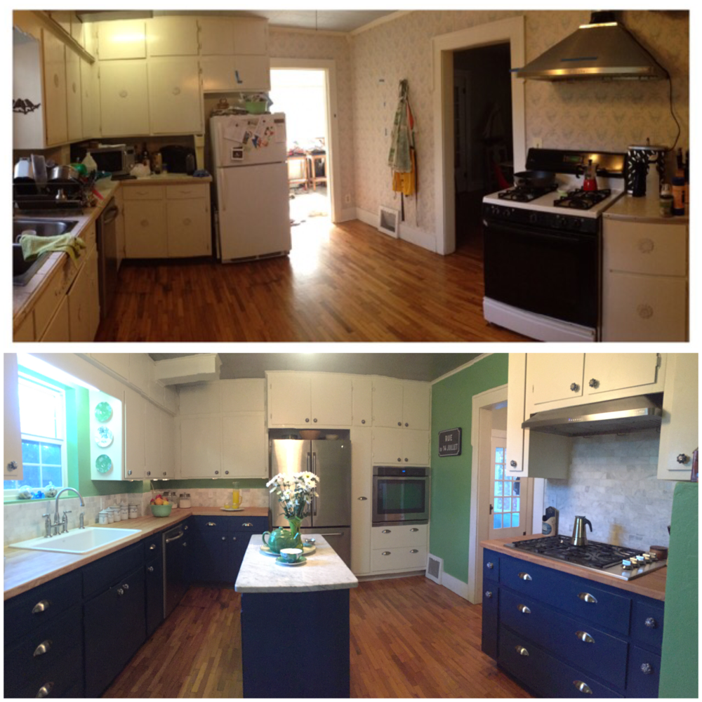 wilson park kitchen renovation