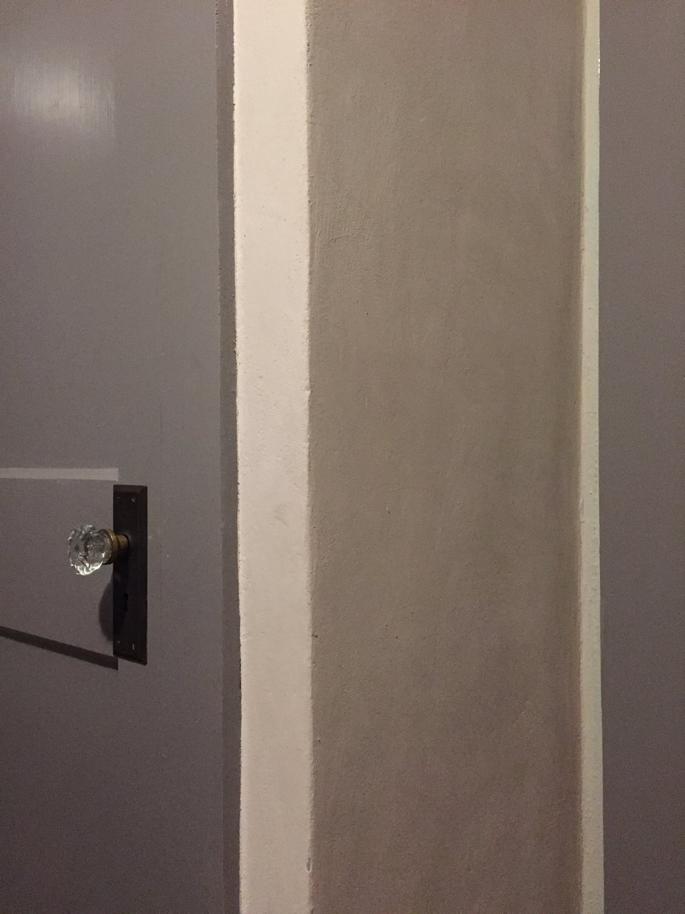 French Plaster Dirt Glaze Wall