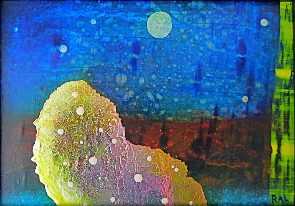 """""""Amobe Moon"""""""