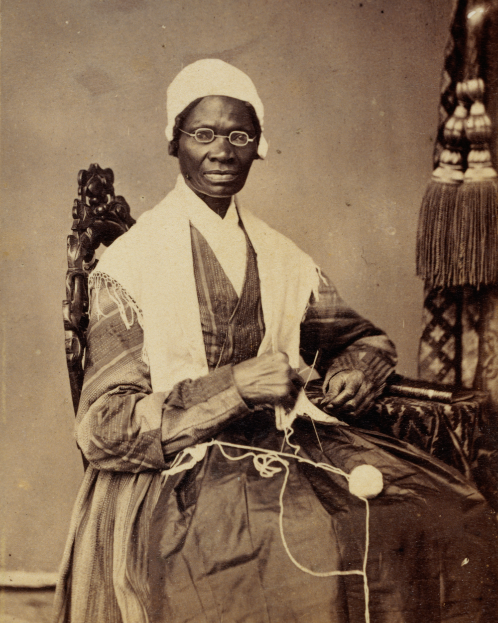 Sojourner Truth  , 1864 National Portrait Gallery