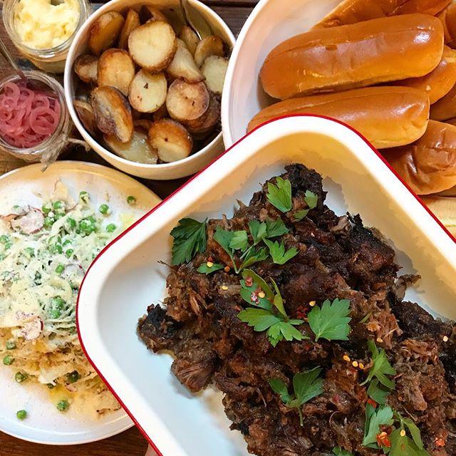 Just some of Saturday nights feast 🙌🏻😍 #mallalieucatering #birthdaycelebrations