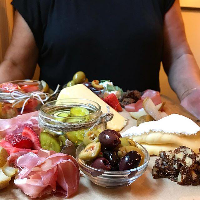 Cheese please 😍🧀 #mallalieucatering #cheeseboard #auburnvillage #housemade