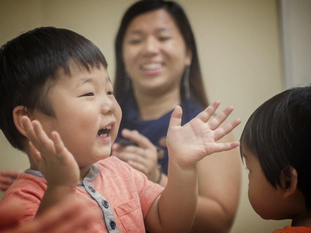 HOPE KIDS / JAM / NURSERY Children's Ministry