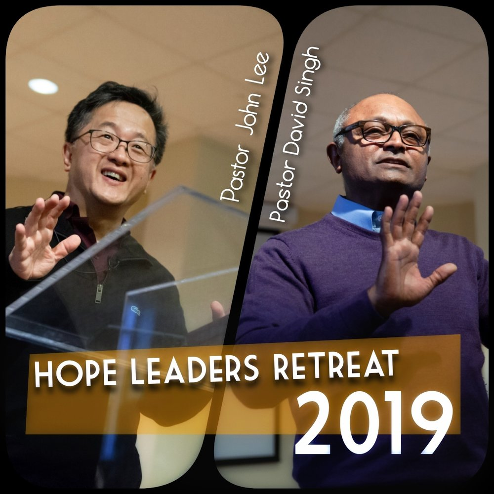 2019 Leaders' Retreat