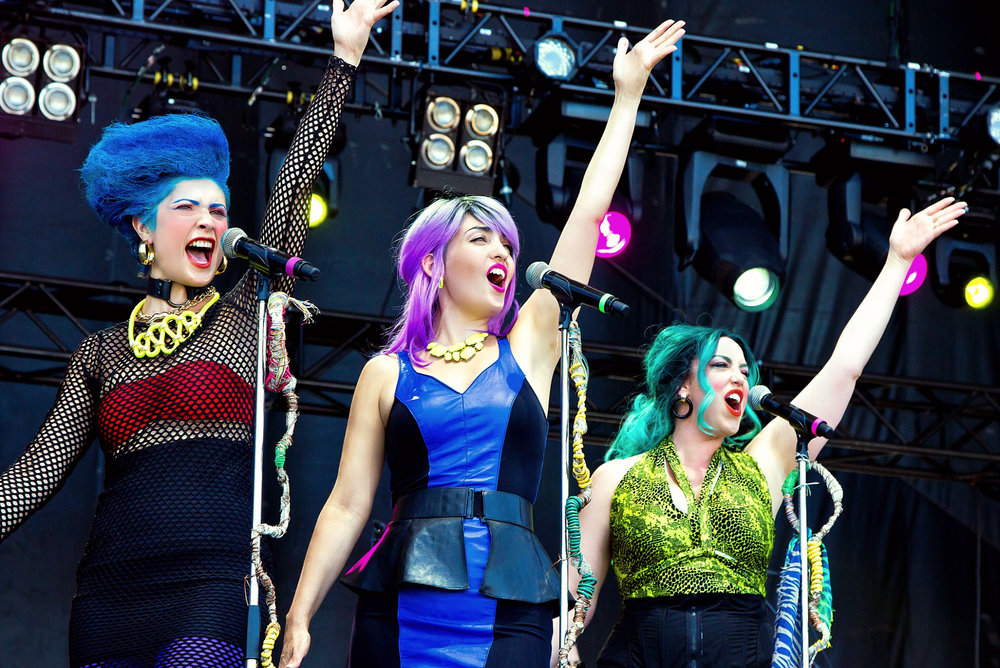 The PepTides - 2016-07-17 - Bluesfest - Credit Andre Gagne