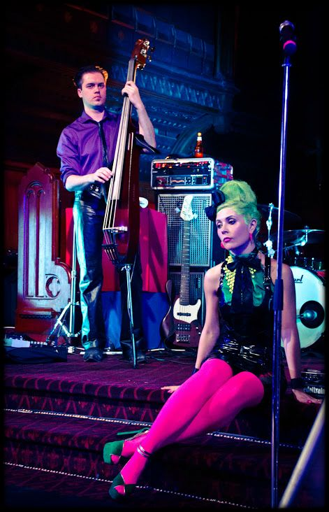 The PepTides - 2014-05-03 - Saint Albans - Credit Birgit Oelze