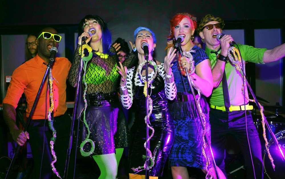 The PepTides - 2015-02-05 - MEGAPHONO - Credit Ming Wu