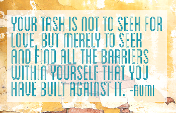 Love Rumi | Photo Credit: árticotropical