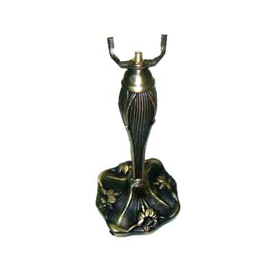 NNL-229 Zinc Alloy Lamp Base   W: 19.5cm, H: 30cm MOQ Requirement: 20pcs