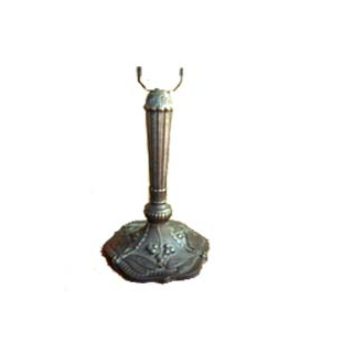 NNL-182 Zinc Alloy Lamp Base   W: 17cm, H: 26.5cm MOQ Requirement: 20pcs