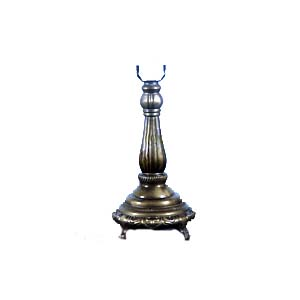 NNL-615L Zinc Alloy Lamp Base   W: 20cm, H: 38cm MOQ Requirement: 20pcs