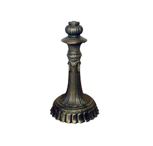 NNL-069M Zinc Alloy Lamp Base   W: 19cm, H: 37cm MOQ Requirement: 20pcs
