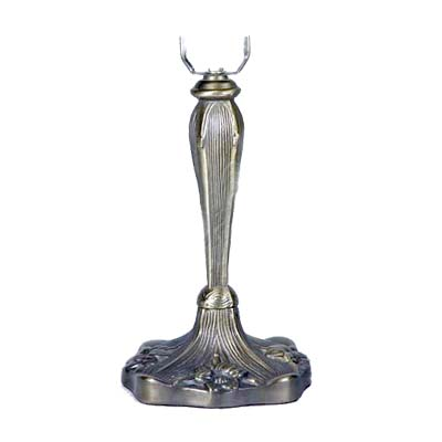 NNL-327 Zinc Alloy Lamp Base   W: 18cm, H: 31cm MOQ Requirement: 20pcs