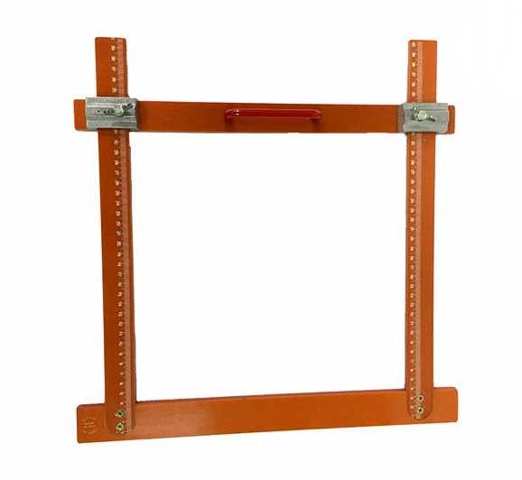 """Leponitt Glass Cutting Frame    Made by bakelite, light weight and durable. Ideal for mass cutting of any length in frame's width.   JRA40  Max. Width: 15""""(400mm)  JRA60  Max. Width: 23""""(600mm)  JRA100  Max. Width: 39""""(1000mm)"""