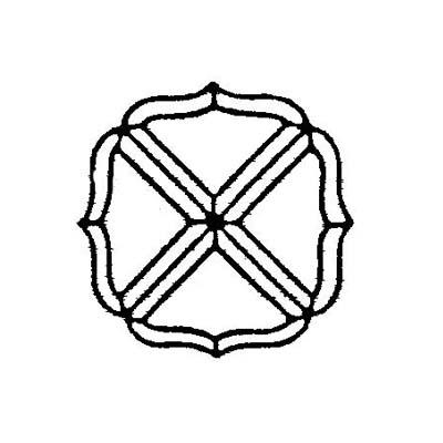 """VBC-302 : 8""""×8"""", 4PCS"""