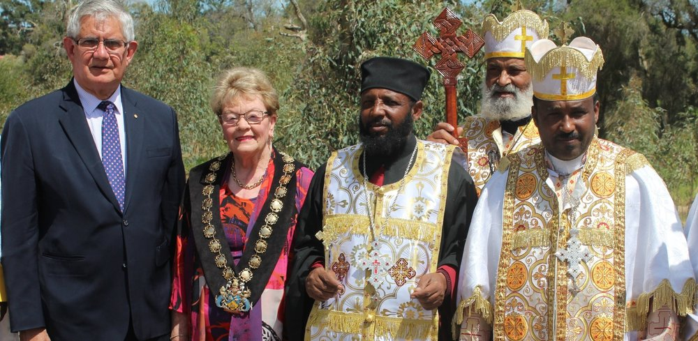 """Many thanks and appreciation for all the Hon Minister Ken Wyatt has done for our Church in being proclaimed as a Recognised Denomination. We are so blessed and grateful for all of the support. Thank you again!""    Ethiopian Orthodox Tewahedo Debre Amin Abune Teklehaimanot Church Inc., Kenwick     Read more"