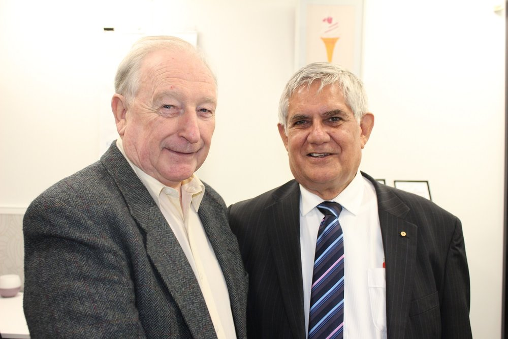 Bill Munro - West Australian Chairman of the Prostate Cancer Foundation of Australia - Ken has been amazingly helpful in enabling MRI scans for prostate cancer to be included on the Medicare schedule. This will save men a minimum of $400 and will assist in better diagnosis of prostrate cancer.