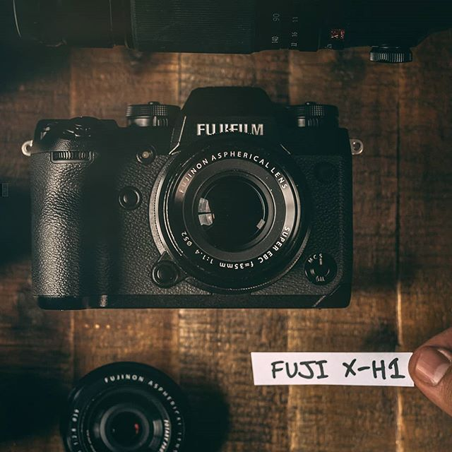 Just posted the fresh review on the new FUJI X-H1 camera! We have been waiting for Fuji to step into the video market for a while and couldn't be more excited about this camera. Go watch our full review on our YouTube Channel. Link in bio . . .  Will you buy the X-H1 for filmmaking? 🎥  Comment below.  _______________________________________________________ #buckandunder #fujifilm #fujixh1 #xh1 #fujifilmmakers #fujixseries #fujifeed #youtuber #filmmaking #vlogger #photography #gearporn