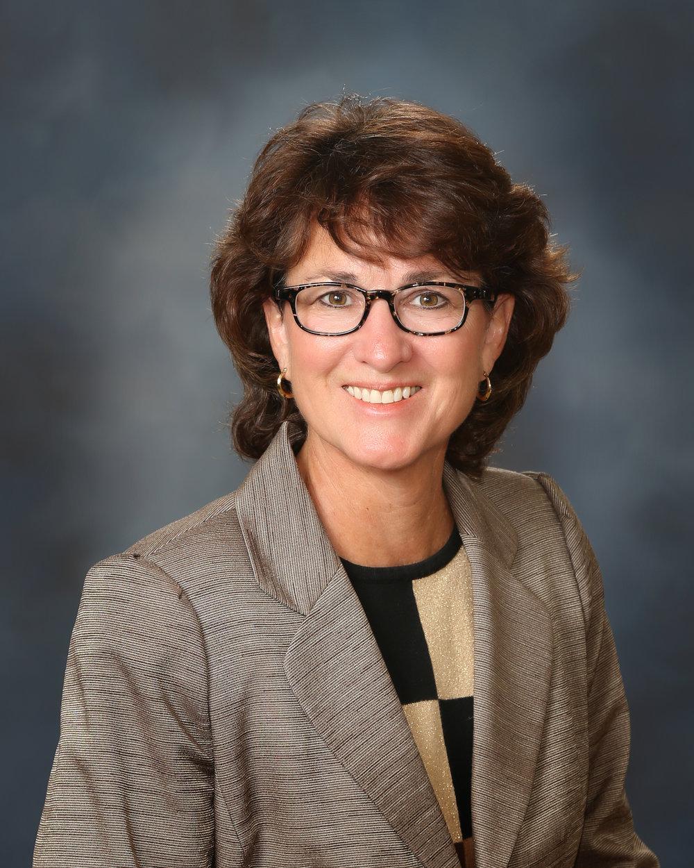 Suzanne Doscher<br>Ex-Officio