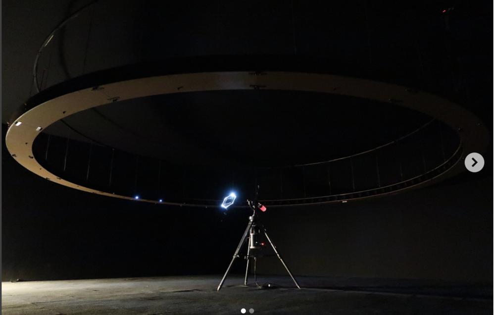 MOMENTUM (2018)  sound Installation