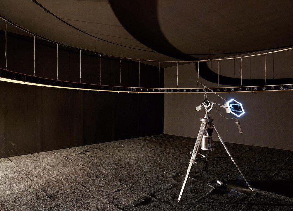 MOMENTUM, 2018  sound Installation