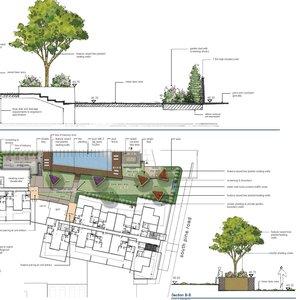 132 Landscape Concept Front Yard