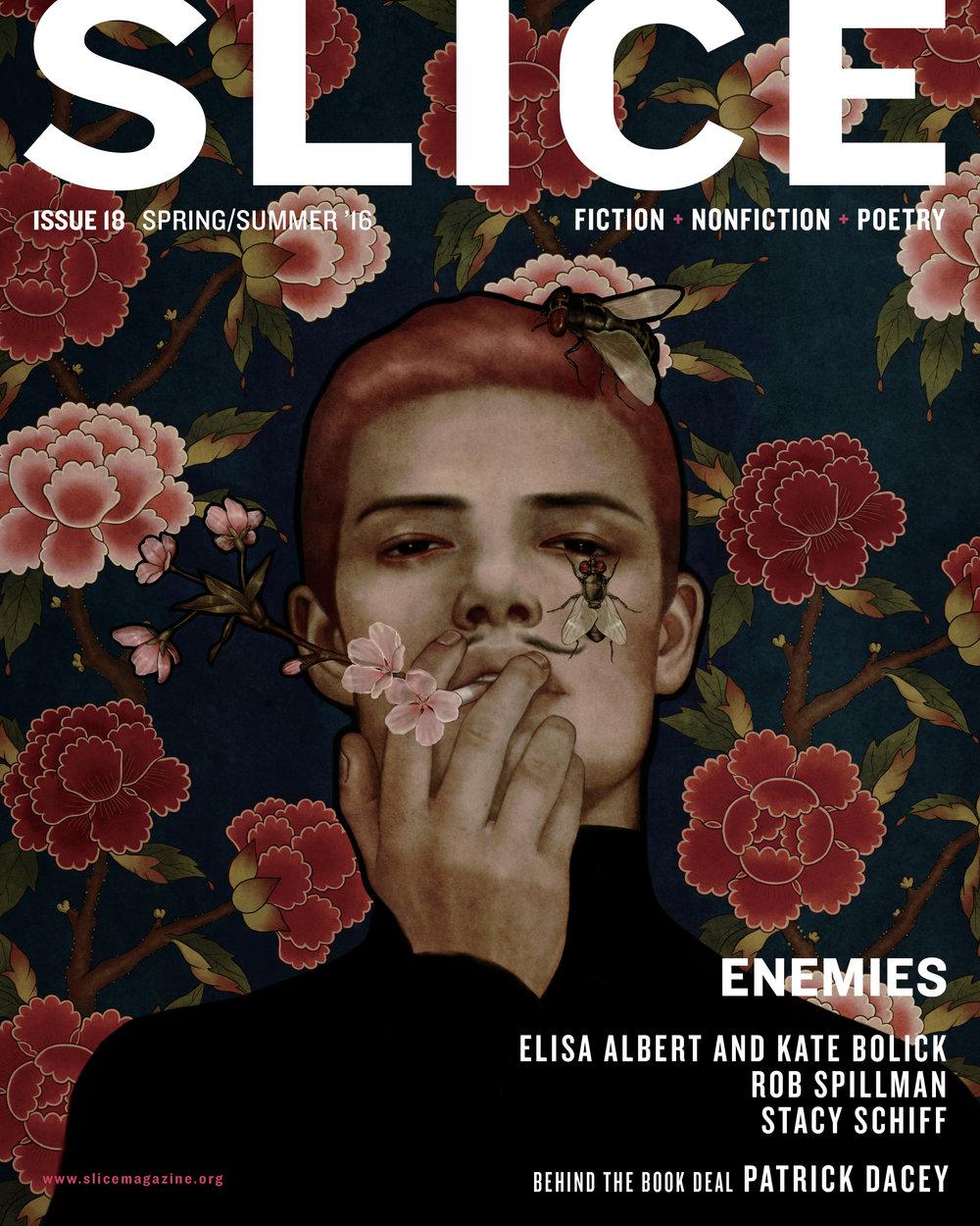 Slice Magazine: Words for Bullies -