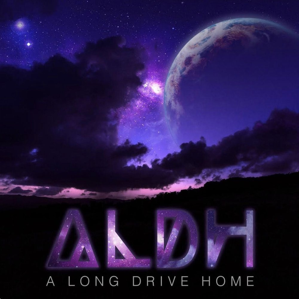 A Long Drive Home-Self Titled (Genre: Rock)