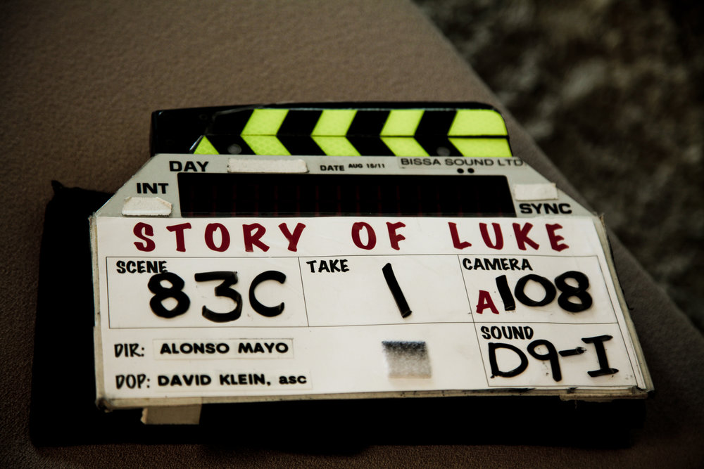 The Story of Luke - Behind the Scenes Stills