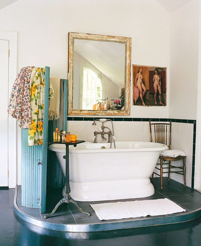Helena_Christensens_Bathroom - Wall_Art