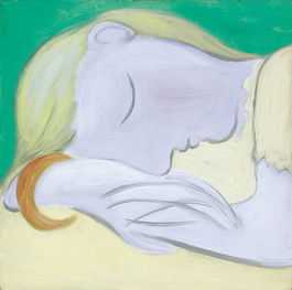 Picasso_Sleeping_Woman
